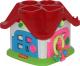 Развивающая игрушка Полесье Логический теремок / 9159 (в сеточке) -