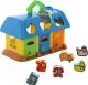 Развивающая игрушка Полесье Домик для зверей / 9166 (в сеточке) -