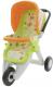 Коляска для куклы Полесье Прогулочная №2 3 колеса / 48141 (в пакете) -