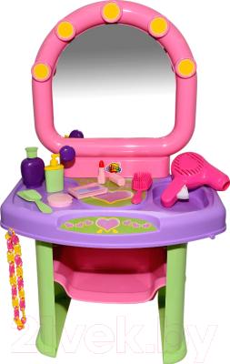 Туалетный столик игрушечный Полесье Салон красоты / 53039
