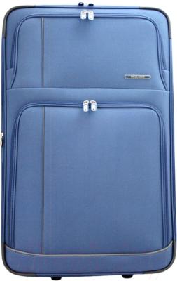 Чемодан на колесах Bellugio WA-6023L (синий)