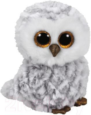 Мягкая игрушка TY Beanie Boo`s Совенок Owlette / 37201