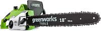 Электропила цепная Greenworks GCS2046 (20037) -