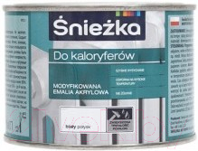 Эмаль Sniezka Для радиаторов
