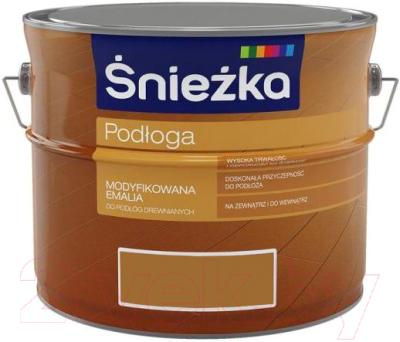 Эмаль Sniezka Podloga (2.5л, светлый орех)