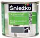 Эмаль Sniezka Supermal масляно-фталевая (400мл, пепельный) -