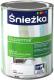 Эмаль Sniezka Supermal масляно-фталевая (800мл, белый глянец) -
