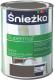 Эмаль Sniezka Supermal масляно-фталевая (800мл, светло-серый) -