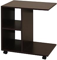 Приставной столик Мебель-Класс Турин (венге) -