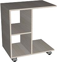Приставной столик Мебель-Класс Турин (дуб шамони) -