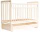 Детская кроватка Bambini Euro Style М 01.10.05 (слоновая кость) -
