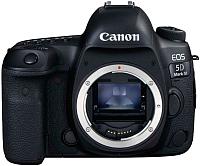 Зеркальный фотоаппарат Canon EOS 5D Mark IV Body 1483C027AA/1483C025 -