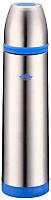 Термос для напитков Peterhof PH-12409-8 (синий) -