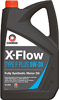 Моторное масло Comma X-Flow Type F Plus 5W30 / XFFP5L (5л) -