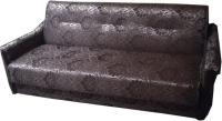Диван Промтрейдинг Уют 120 с пружинным блоком (гобелен коричневый) -