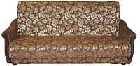 Диван Промтрейдинг Уют 140 с пружинным блоком (гобелен коричневый) -