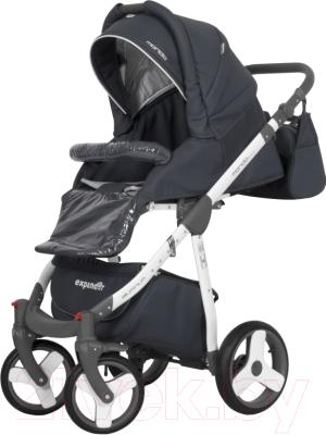 Детская универсальная коляска Expander Mondo Prime 2 в 1 (02/carbon)