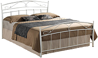 Полуторная кровать Signal Siena 120x200 (белый) -