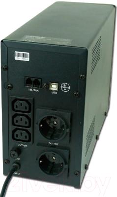 ИБП Gembird EG-UPS-034 1500VA/LCD