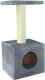 Комплекс для кошек UrbanCat D72-01-03 (серый) -