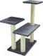 Комплекс для кошек UrbanCat K96-02-02 (темно-серый) -