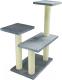 Комплекс для кошек UrbanCat K96-02-03 (серый) -