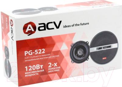 Коаксиальная АС ACV PG-522