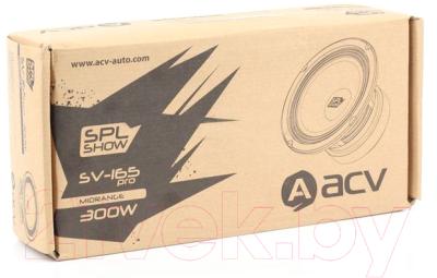Коаксиальная АС ACV SV-165PRO SPL Show
