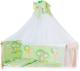 Балдахин на кроватку Баю-Бай Нежность Б10-Н3 (зеленый) -