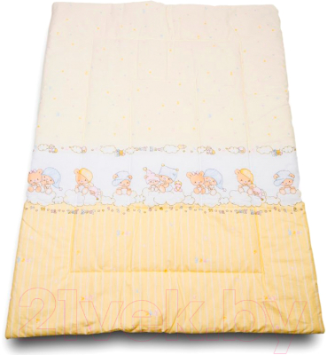 Комплект постельный детский Баю-Бай Мечта К20-М2 (бежевый)