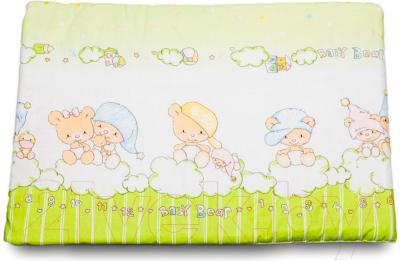 Комплект постельный детский Баю-Бай Мечта К20-М3 (зеленый)