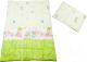 Комплект постельный детский Баю-Бай Забава К20-З3 (зеленый) -