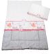 Комплект постельный детский Баю-Бай Дружба К20-Д1 (красный) -
