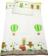 Комплект постельный детский Баю-Бай Раздолье К20-Р3 (зеленый) -