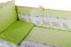 Комплект постельный в кроватку Баю-Бай Мечта / К30-М3 (зеленый) -