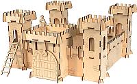 Кукольный домик Woody Крепость / 00273 -