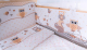 Комплект постельный в кроватку Баю-Бай Раздолье / К31-Р2 (бежевый) -