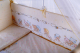 Комплект постельный в кроватку Баю-Бай Мечта К40-М2 (бежевый) -