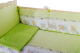 Комплект постельный в кроватку Баю-Бай Мечта К40-М3 (зеленый) -