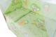 Комплект постельный в кроватку Баю-Бай Нежность / К30-Н3 (зеленый) -
