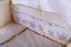 Комплект постельный в кроватку Баю-Бай Мечта К60-М2 (бежевый) -
