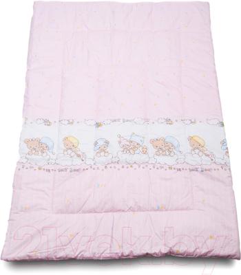Одеяло детское Баю-Бай Мечта ОД01-М1 (розовый)