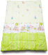 Одеяло детское Баю-Бай Забава / ОД01-З3 (зеленый) -