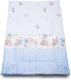 Одеяло детское Баю-Бай Забава / ОД01-З4 (голубой) -
