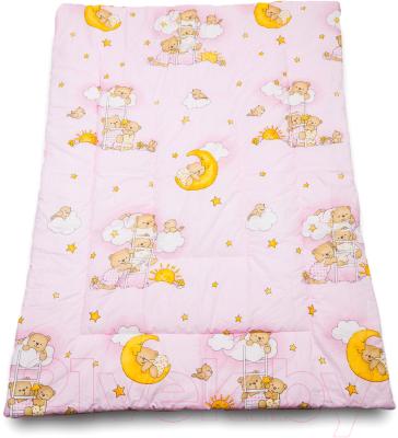 Одеяло детское Баю-Бай Нежность ОД01-Н1 (розовый)