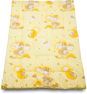 Одеяло детское Баю-Бай Нежность ОД01-Н2 (бежевый)
