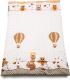 Одеяло детское Баю-Бай Раздолье / ОД01-Р2 (бежевый) -