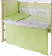 Пододеяльник детский Баю-Бай Мечта ПД11-М3 (зеленый) -
