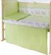 Простыня детская Баю-Бай Мечта / ПР10-М3 (зеленый) -