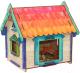 Сборная игрушка Woody Мой дом / 00204 -